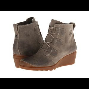 SOREL Toronto Lace Major Boots 8.5